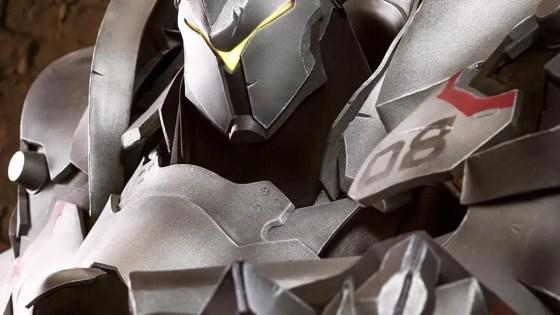 Overwatch: Reinhardt cosplay by Libs