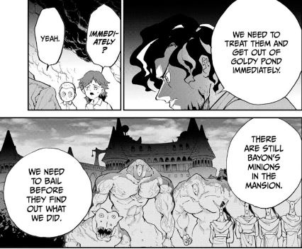 The Promised Neverland Recap - Chapter 94