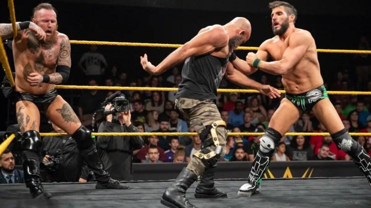 WWE NXT recap/review: August 8, 2018