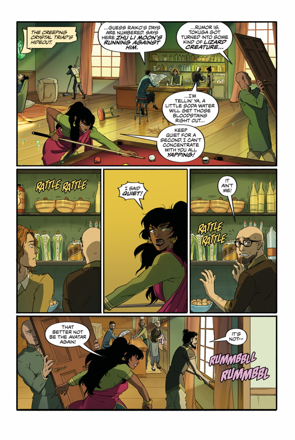 'The Legend of Korra: Turf Wars Part 3' is an excellent conclusion to the trilogy