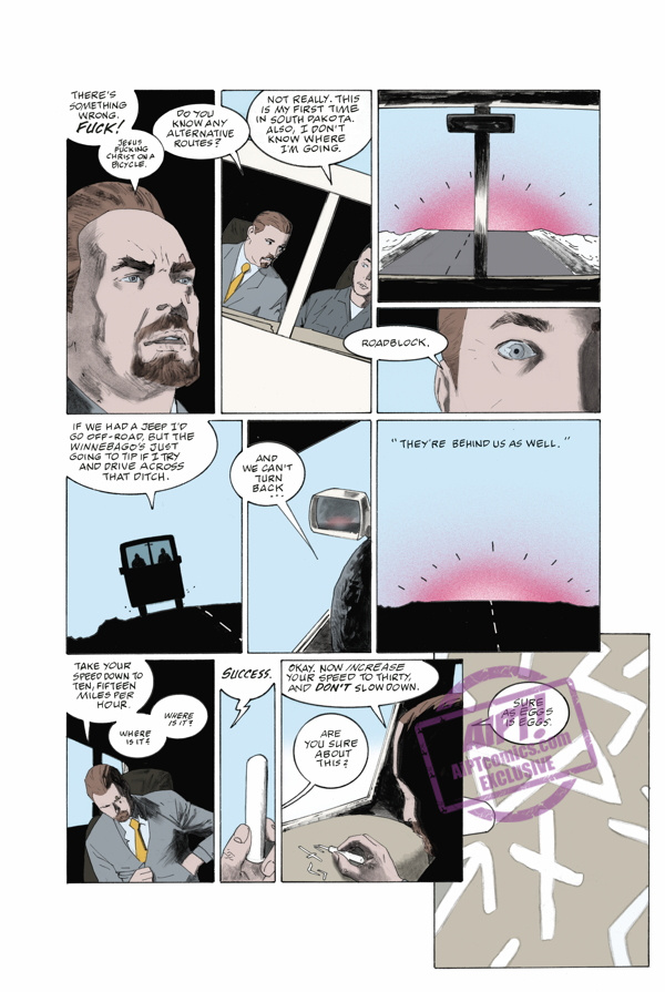 [EXCLUSIVE] Dark Horse Preview: American Gods: My Ainsel #6