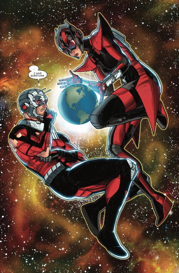 Marvel Preview: Ant-Man & The Wasp #5