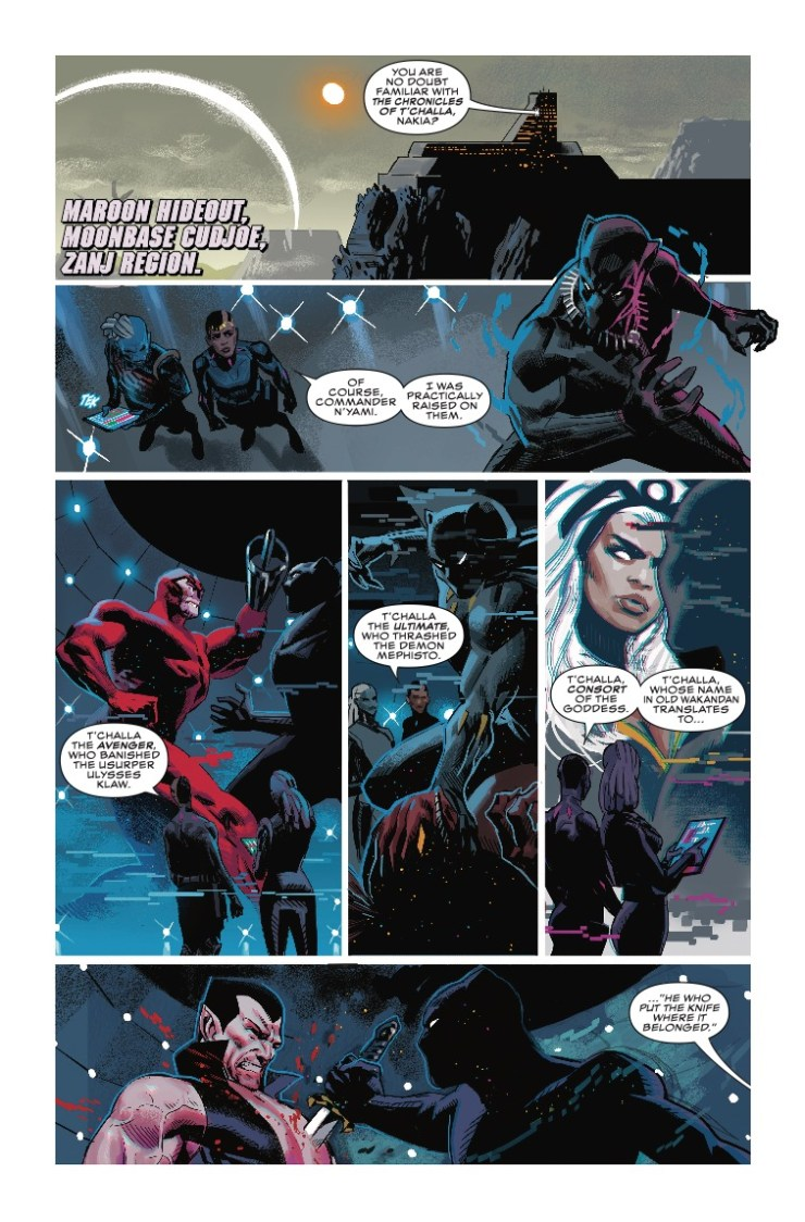 Marvel Preview: Black Panther #3