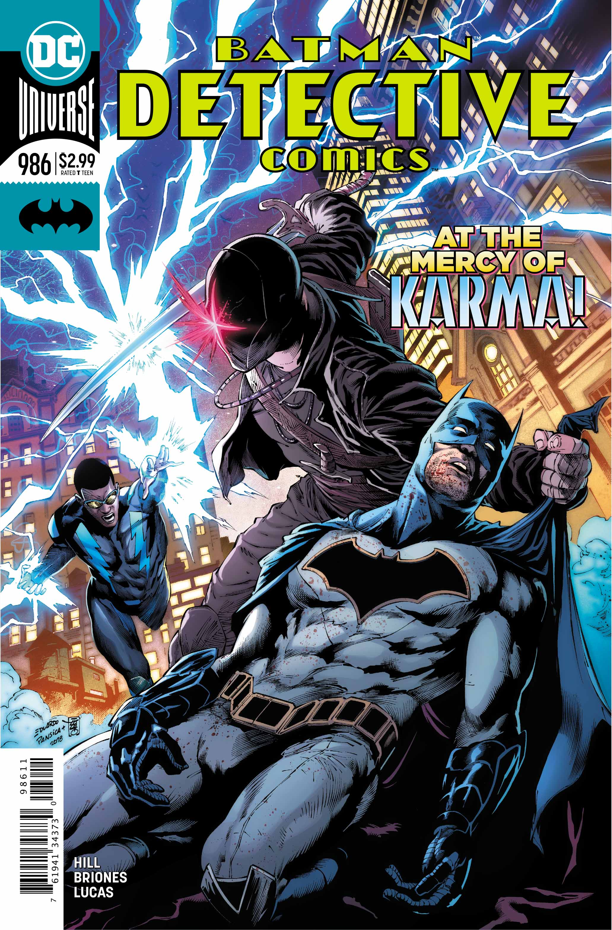 Detective Comics #986 Review