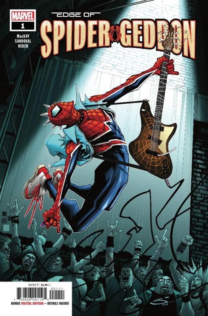 Marvel Preview: Edge of Spider-Geddon #1