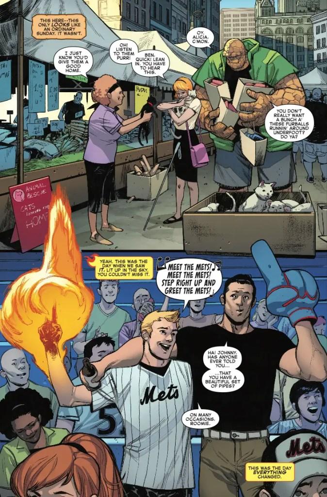 Marvel Preview: Fantastic Four #1