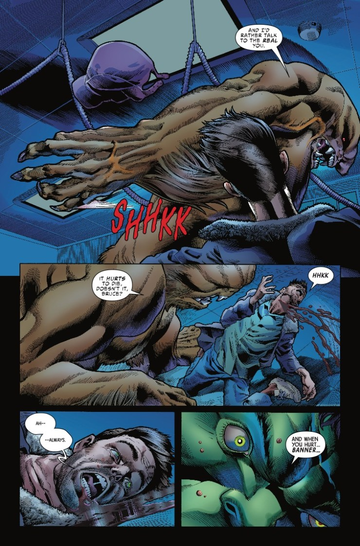 Marvel Preview: The Immortal Hulk #5