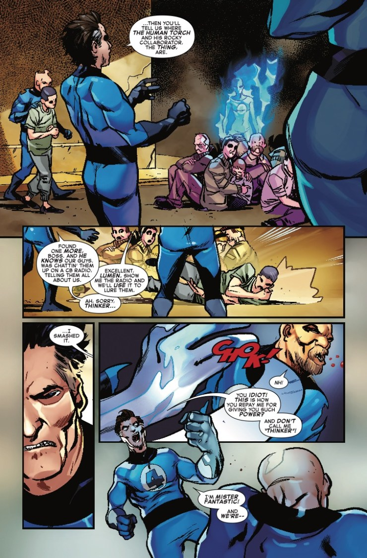 'Marvel Two-in-One Vol. 2: Next of Kin' review: It started out so well...