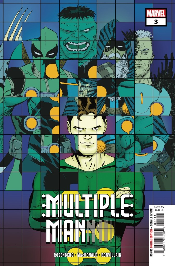 A multitude of reasons why you should read 'Multiple Man: It All Makes Sense in the End'