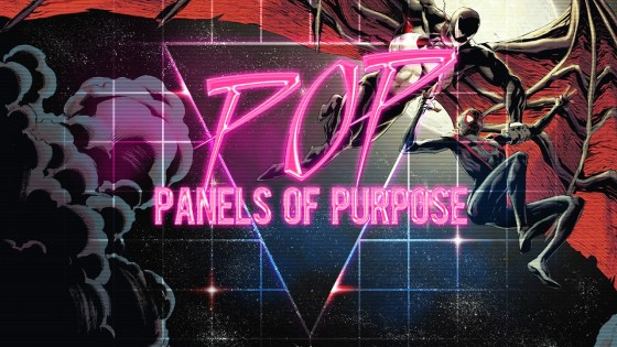 Monthly POP: Panels of Purpose - August 2018