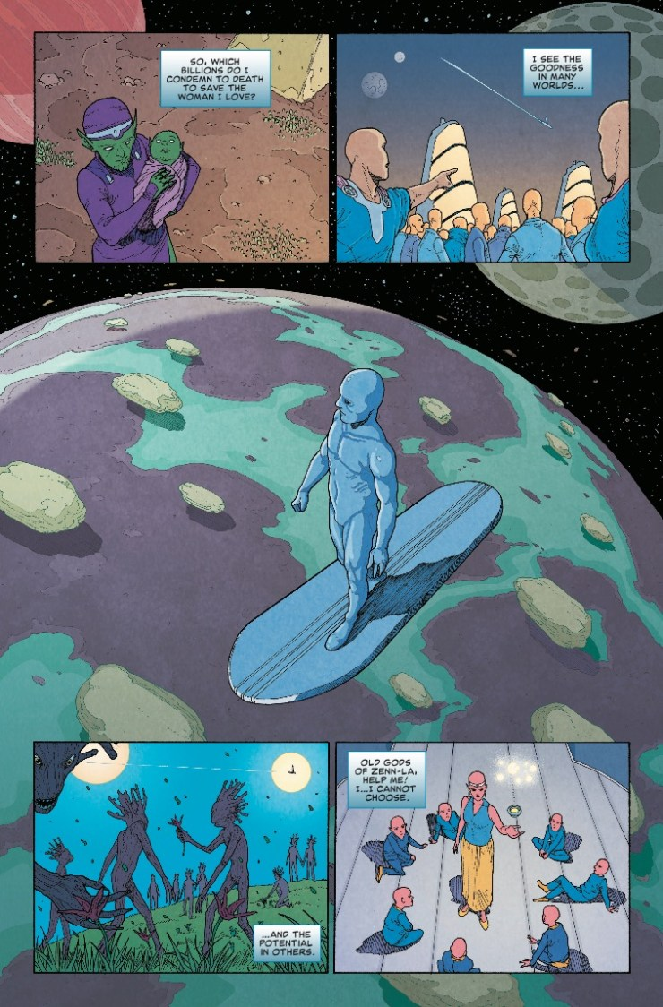 Marvel Preview: Silver Surfer Annual #1