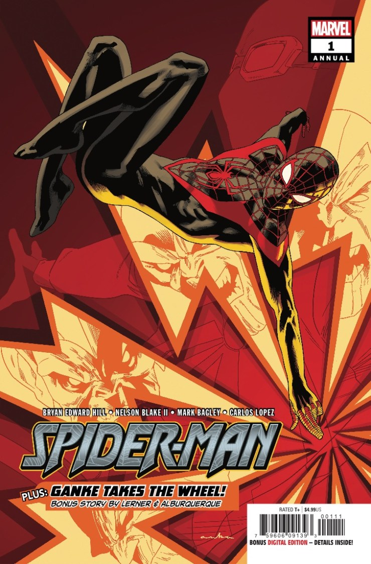 Marvel Preview: Spider-Man Annual #1