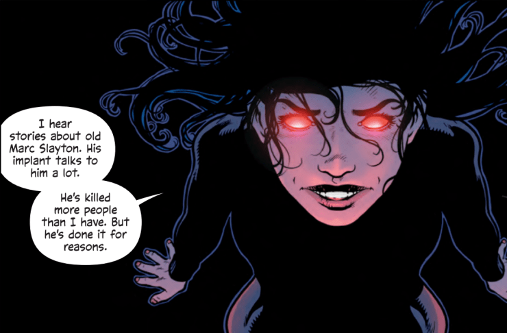 The Wild Storm #16 Review