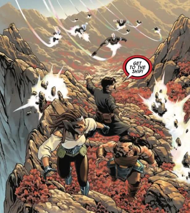 Doctor Strange #4 Review