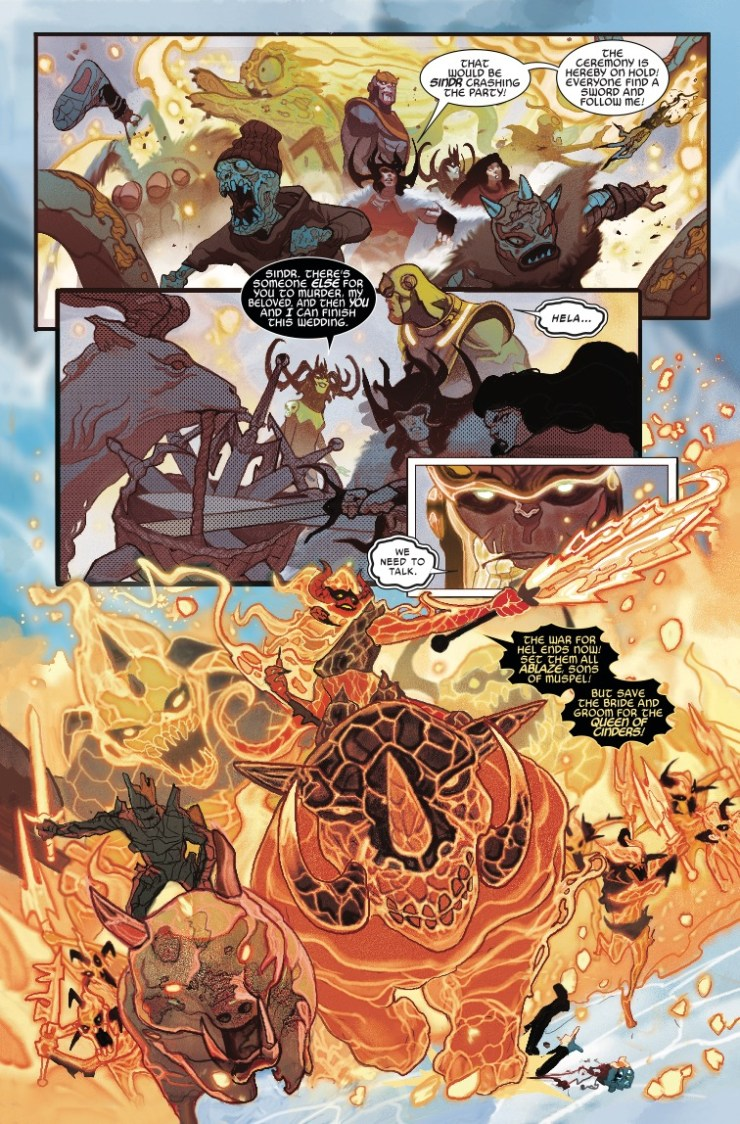 Marvel Preview: Thor #4