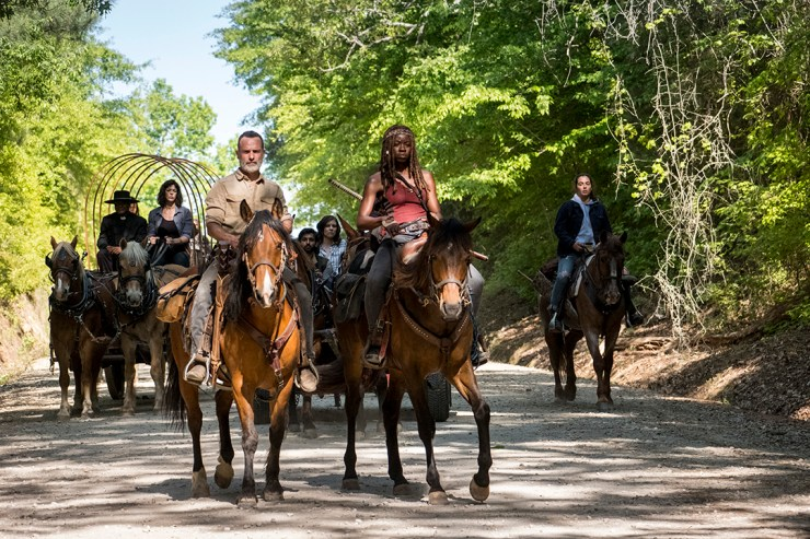 The Walking Dead season 9 episode 1 preview images
