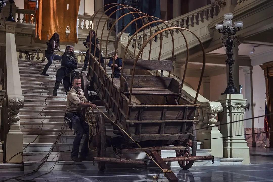 The Walking Dead Season 9, Episode 1 'A New Beginning' Review