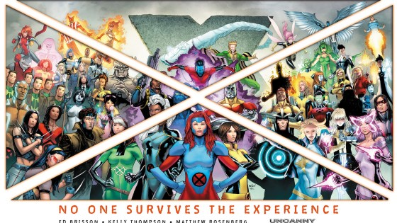 First Look: Uncanny X-Men creative team announced