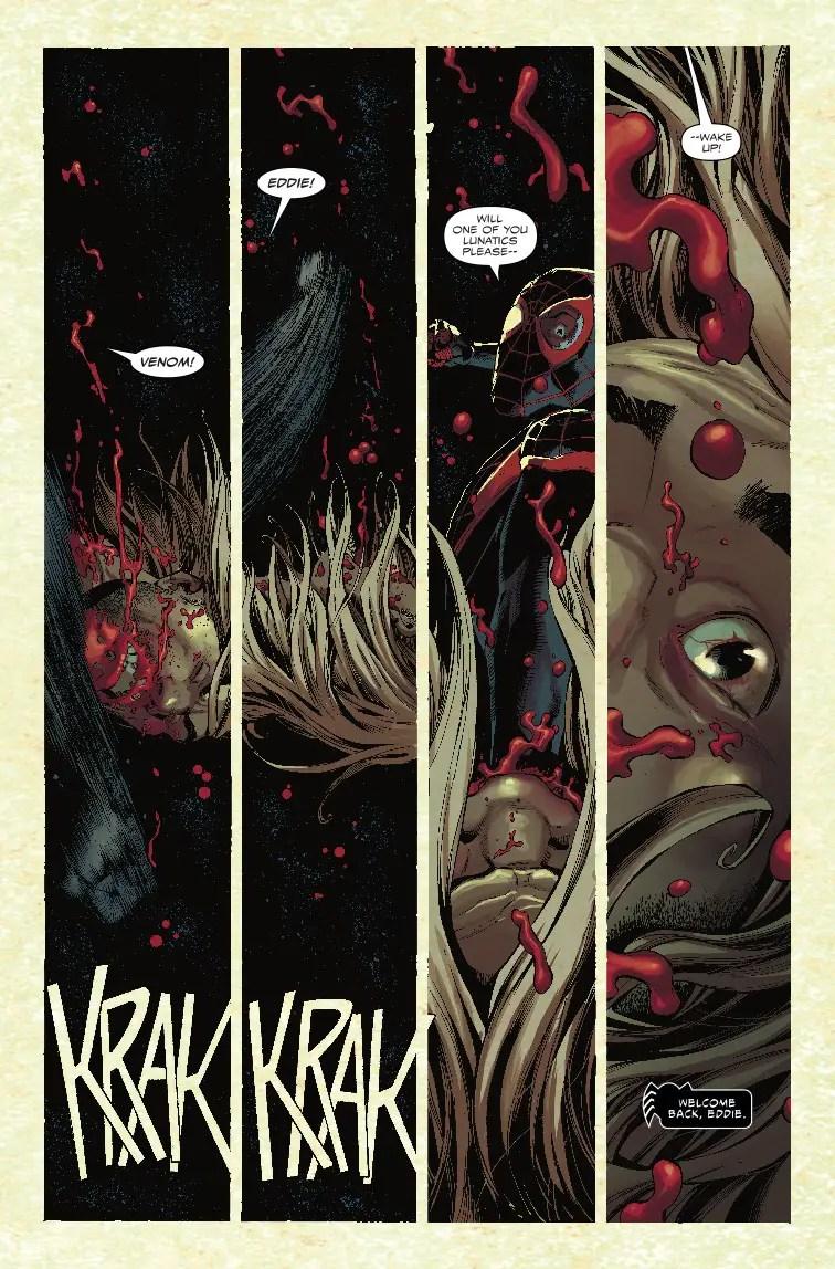 Venom #5 Review