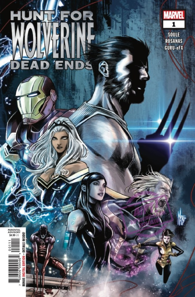 [EXCLUSIVE] Marvel Preview: Hunt for Wolverine: Dead Ends #1