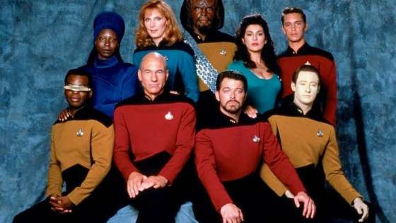 Star Trek: The Next Generation's Data spoke briefly about whether he's been asked to join CBS All Access's upcoming Captain Picard series.