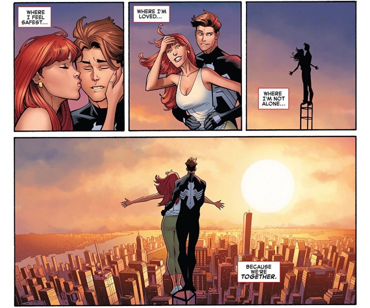 FAN EXPO Boston 2018: Writer Nick Spencer on the magic of Peter Parker and Mary Jane, Amazing Spider-Man, Secret Empire backlash and more