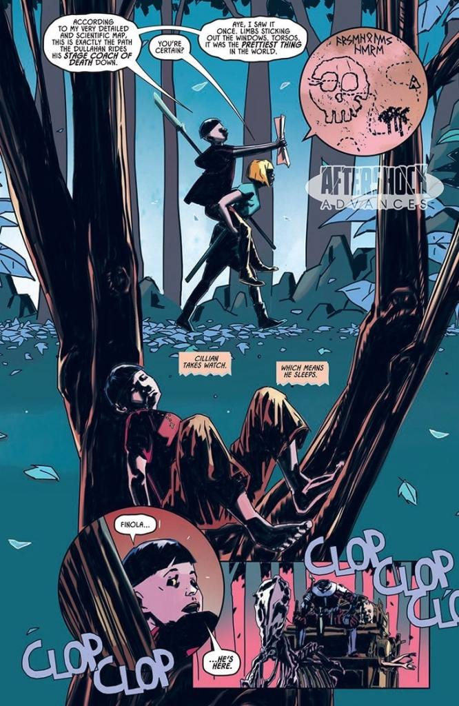 Clankillers #2 review: Headless, heartless, and a little too fast