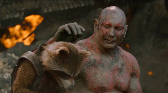 Dave Bautista will quit if James Gunn's 'Guardians of the Galaxy Vol. 3' script isn't used