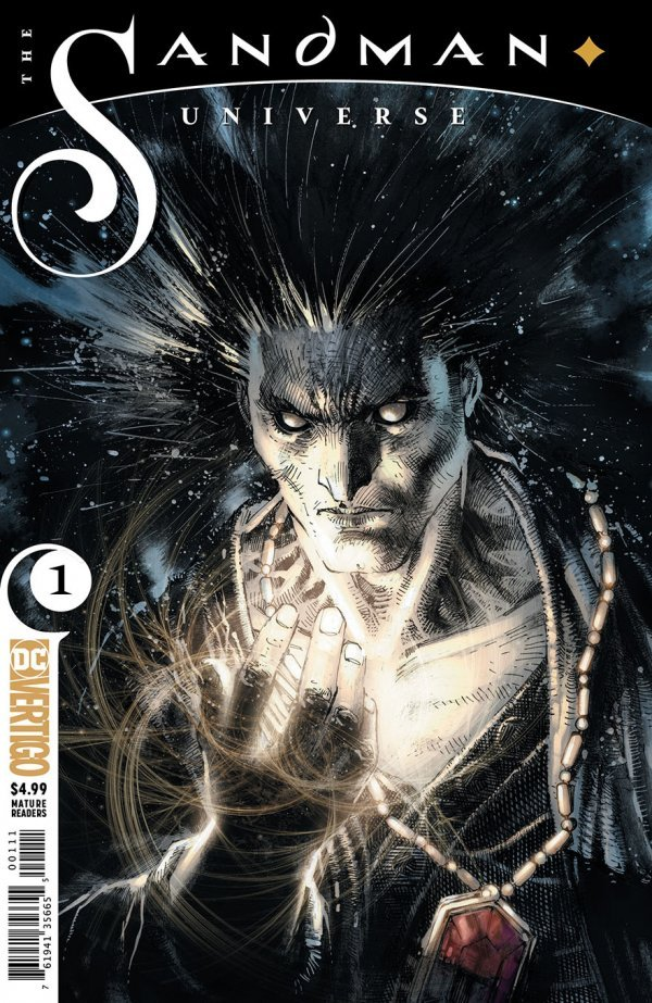 The Sandman Universe #1 Review