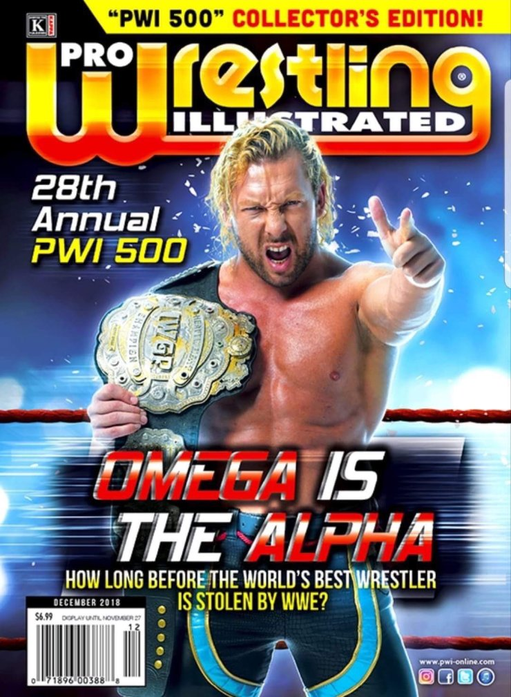 PWI 500 2018 list released: Who are the top 10 wrestlers in the world?