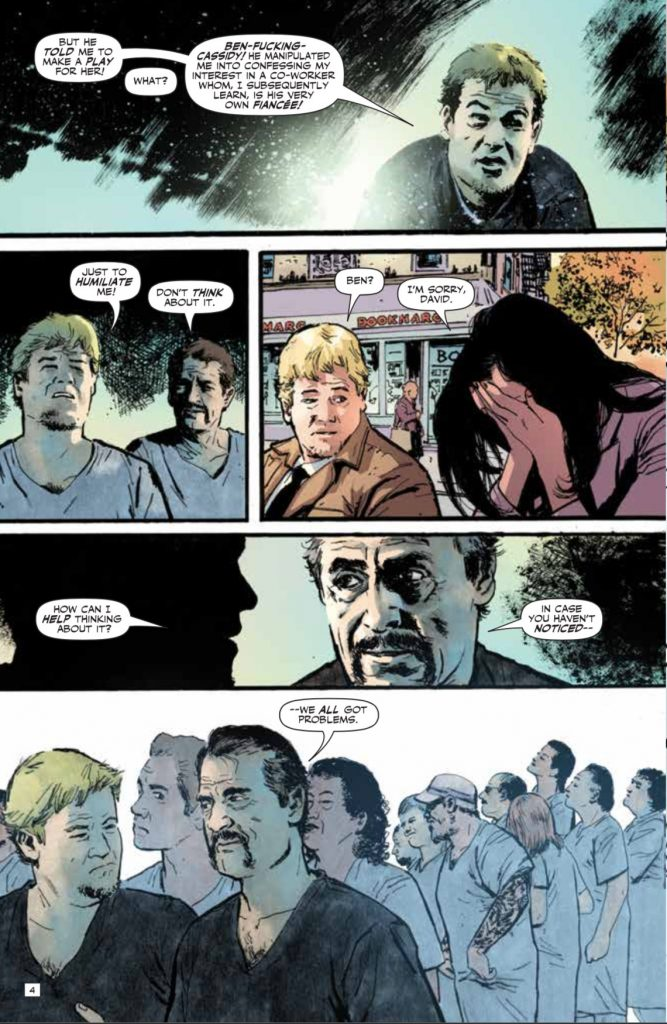 High Heaven #1 Review