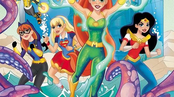 Advance Review: DC Superhero Girls: Search for Atlantis