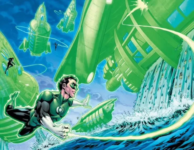 Green Lanterns #54 Review