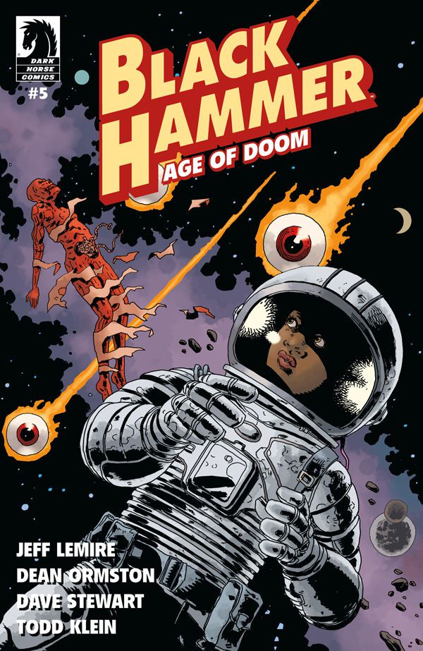 Black Hammer: Age of Doom #5 Review