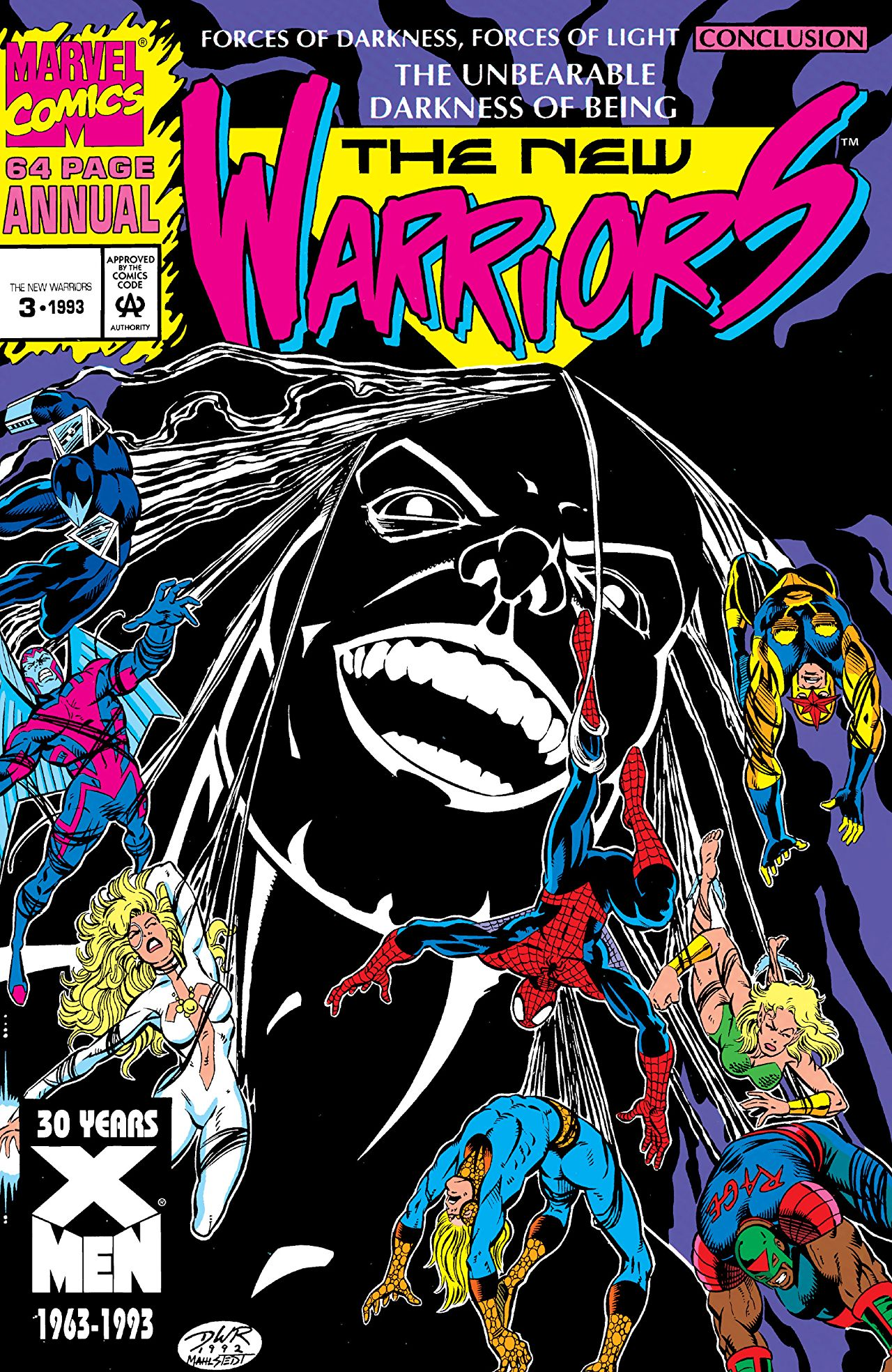 3 Reasons Why: 'New Warriors: Darkness and Light' harnesses 90s comics and culture
