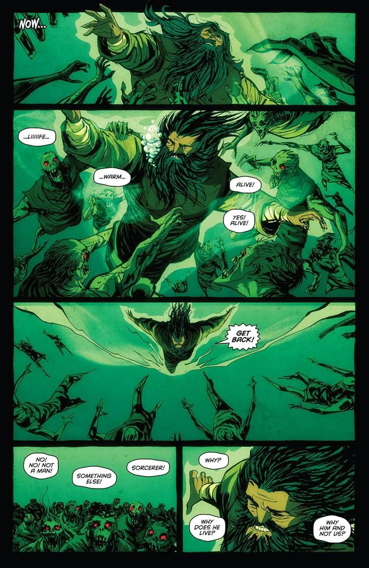 Dark Ark #10 Review