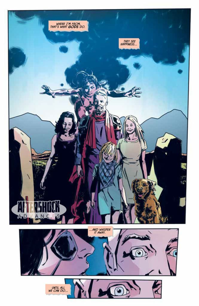 Clankillers # 3 review: Sins of the father