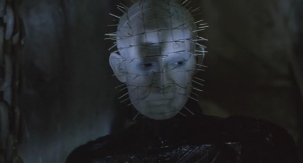 Hellraiser Review: Pervy demons, a puzzle box, and Pinhead