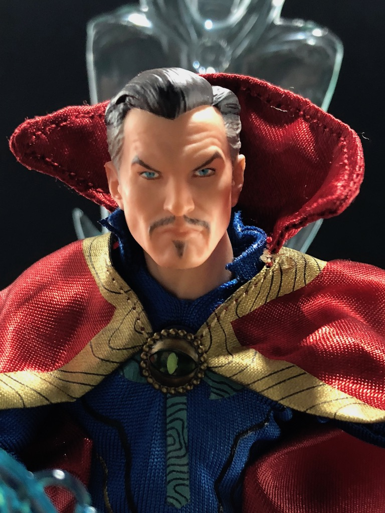 Doctor Strange One:12 Collective action figure unboxing/review