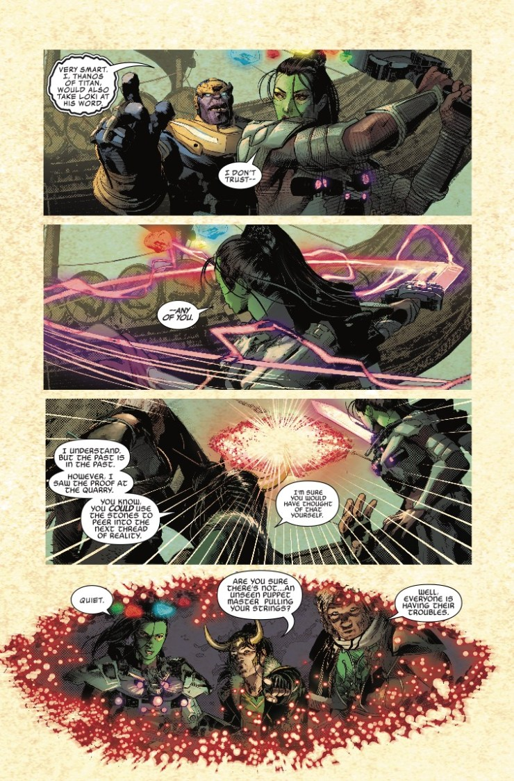 Marvel Preview: Infinity Wars #3