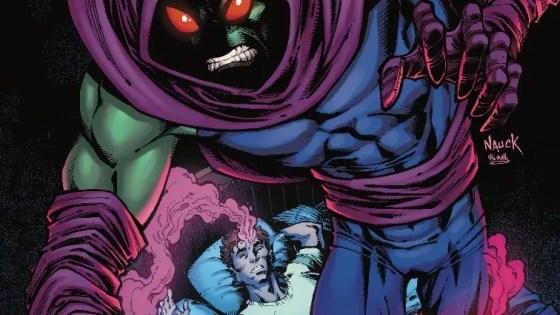 Marvel Preview: Infinity Wars: Sleepwalker #1