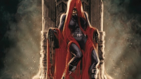 Marvel Preview: Death of the Inhumans #4