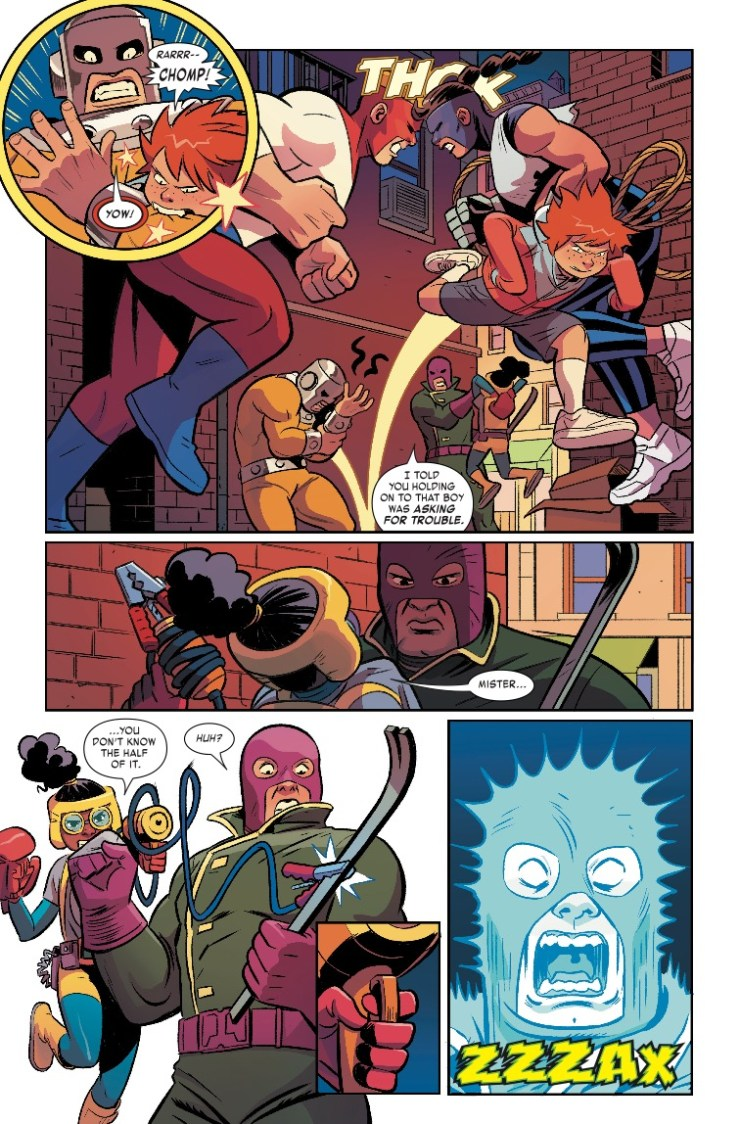Marvel Preview: Moon Girl and Devil Dinosaur #35