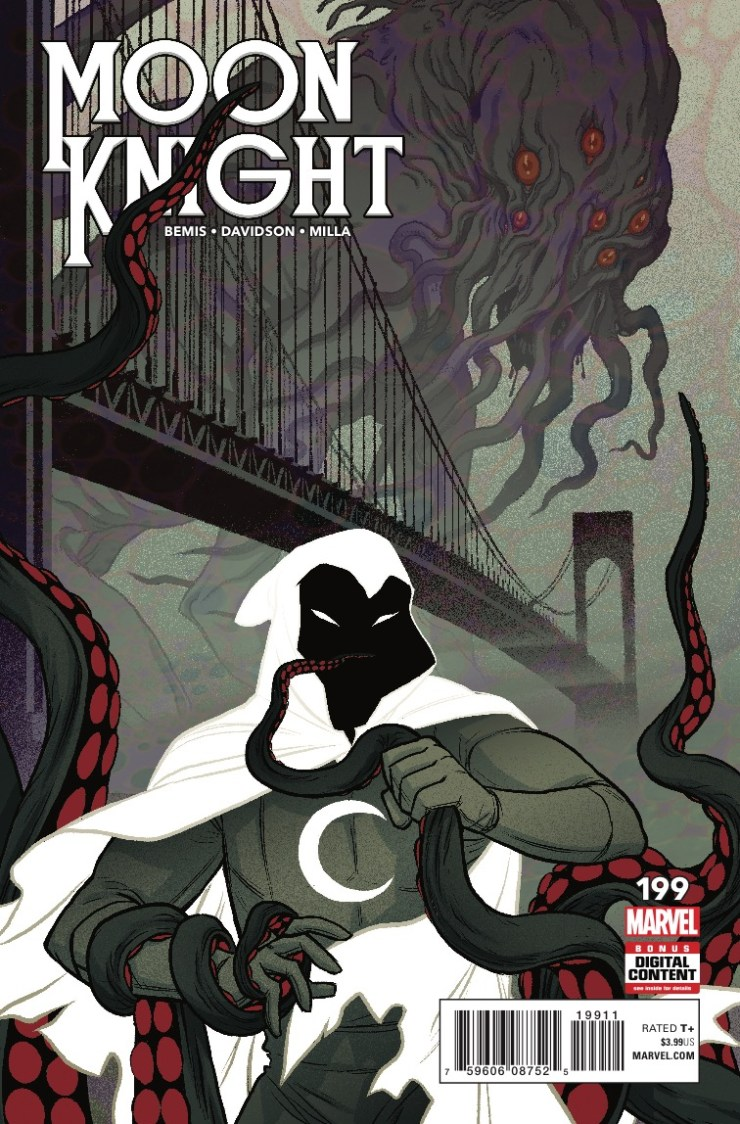 Marvel Preview: Moon Knight #199
