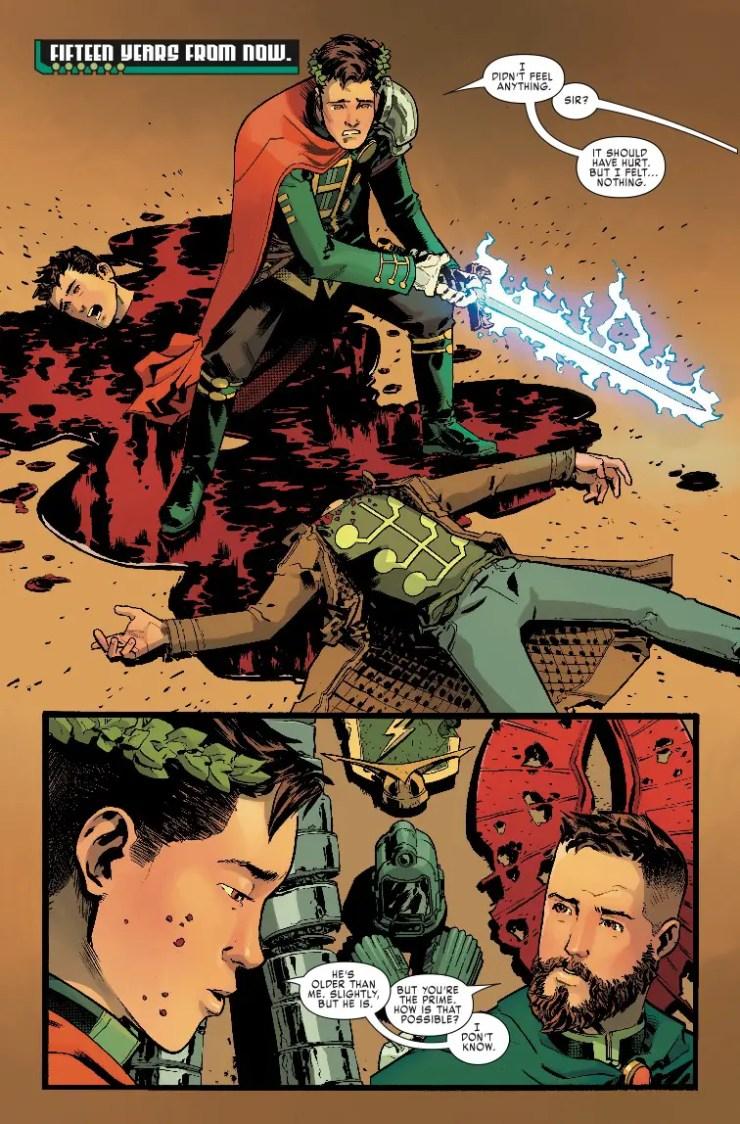 Marvel Preview: Multiple Man #4
