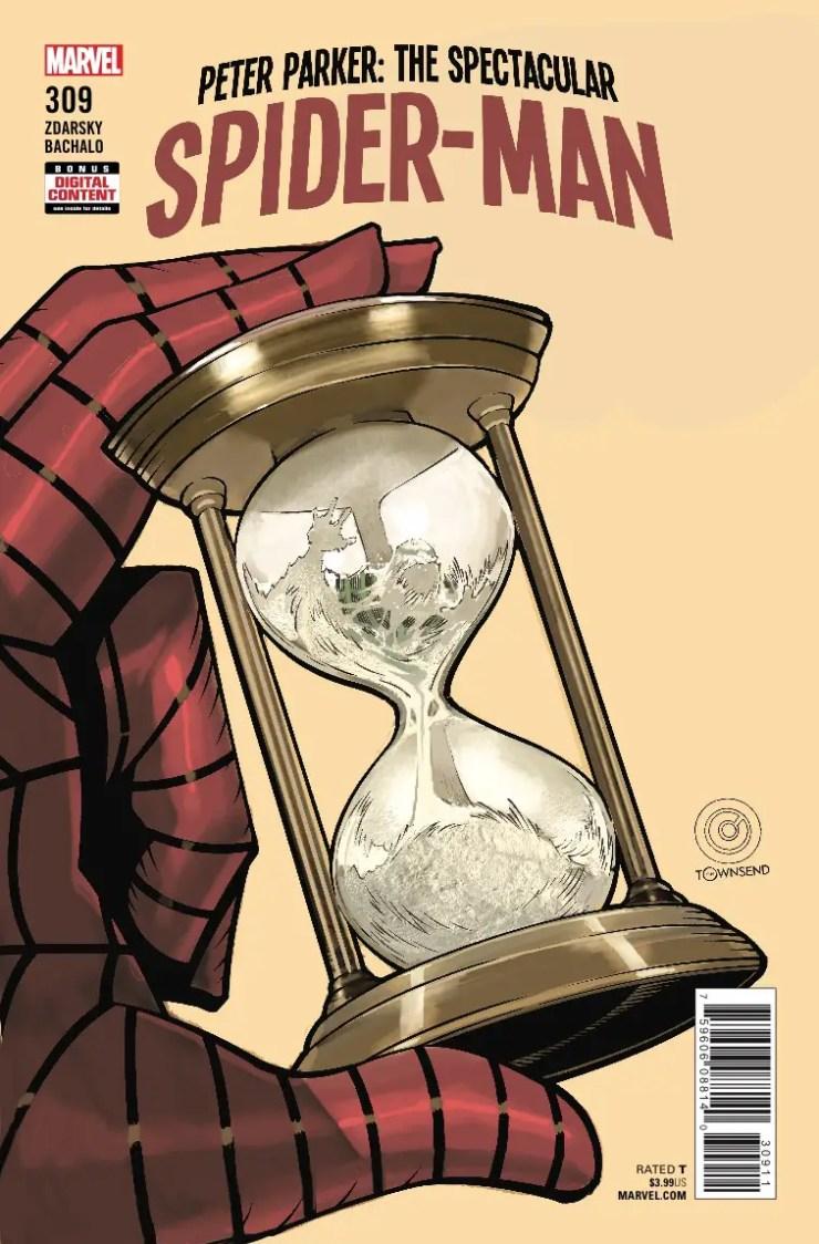 Marvel Preview: Peter Parker: The Spectacular Spider-Man #309