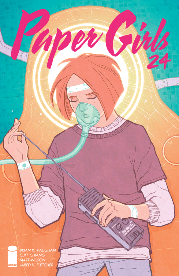 Paper Girls #24 Review