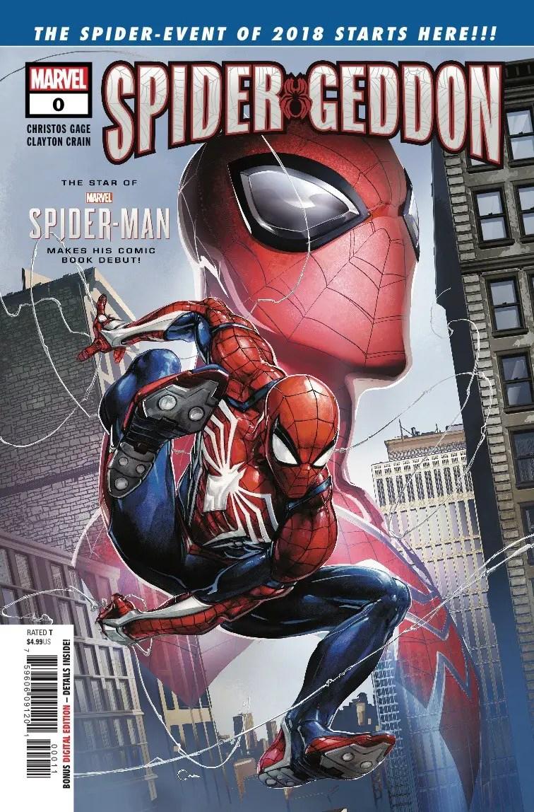 Spider-Geddon #0 Review