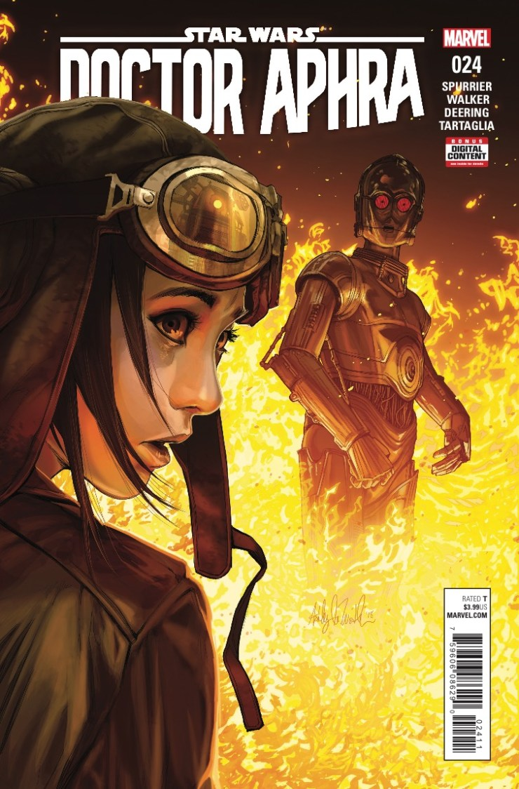 Marvel Preview: Star Wars: Doctor Aphra #24