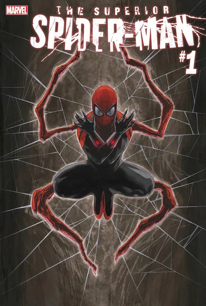 Marvel Comics reveals Superior Spider-Man returns this December!